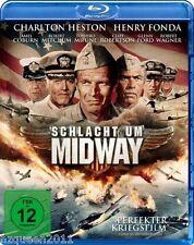 Schlacht um Midway [Blu-ray] Henry Fonda, Robert Mitchum  * NEU & OVP *