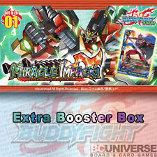 H-EB01: Miracle Impack! Future Card Buddyfight Hundred Extra Booster Box