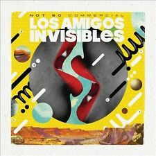 Not So Commercial by Los Amigos Invisibles (CD, Mar-2011, Nacional Records)