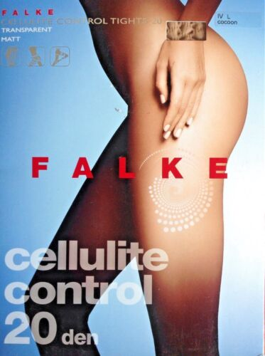 Colour: Cocoon RRP £45 Size: Medium Falke 20 Dinner Cellulite Control Tights