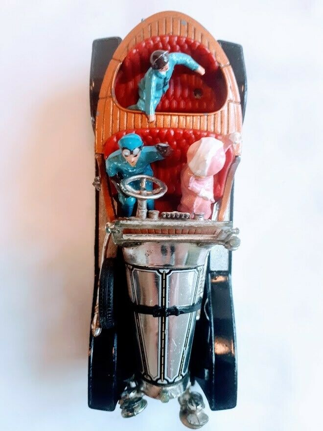 Modelbil, Corgi Toys. Chitty Chitty Bang Bang, skala 1:43