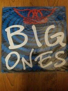 Aerosmith Big Ones Lp 2 Vinyl Record Set New Sealed Rare Oop Ebay