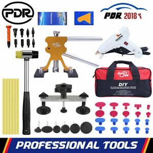 PDR-Kit-Reparation-Carrosserie-Dent-Debosselage-Extracteur-Lifter-Marteau-Outils