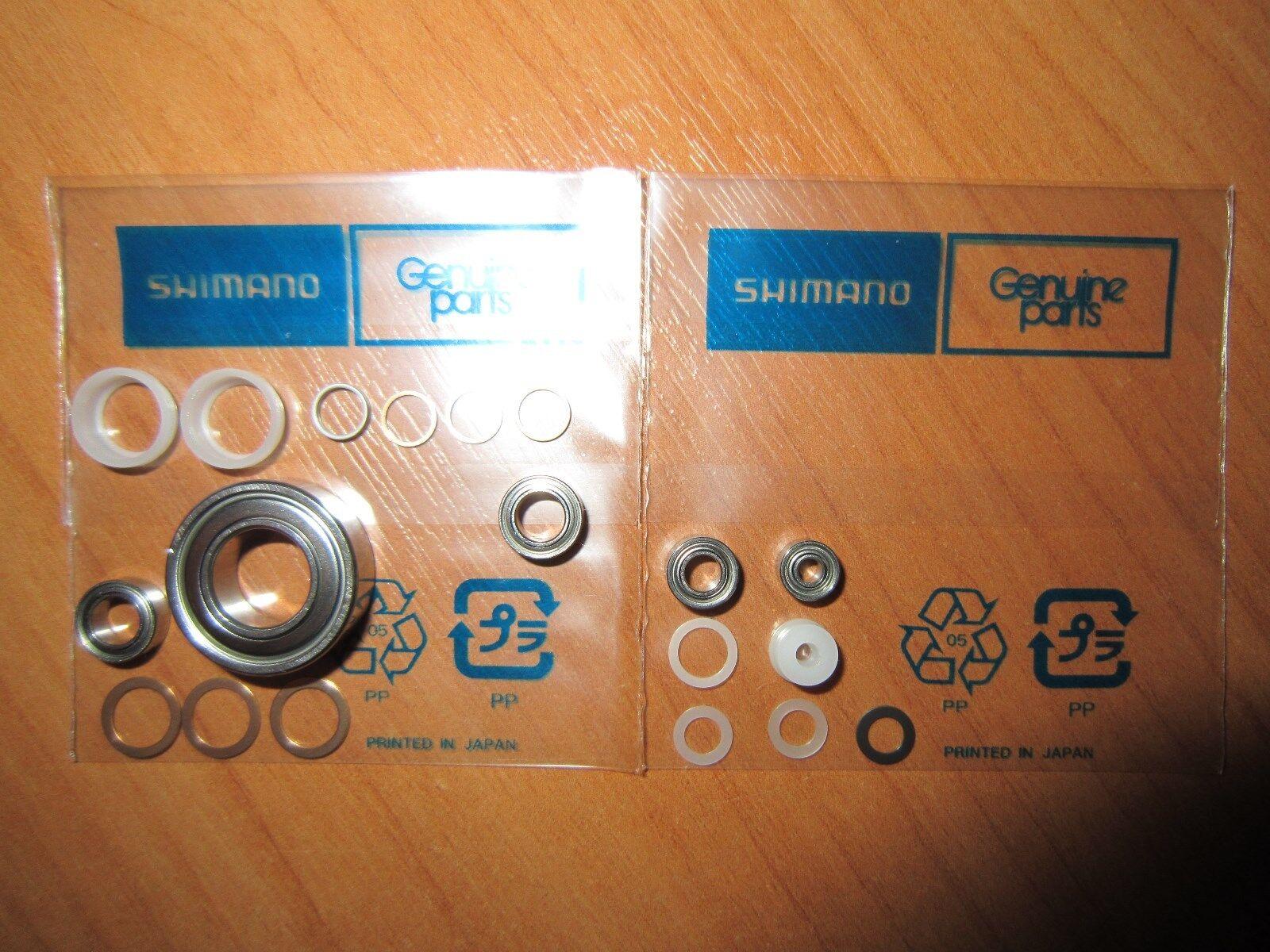 Shimano Rarenium Rarenium Ci4+ 4000XG Full Bearing 5bb Kit 12 Rarenium Shimano Ci4+ 4000XG 381554