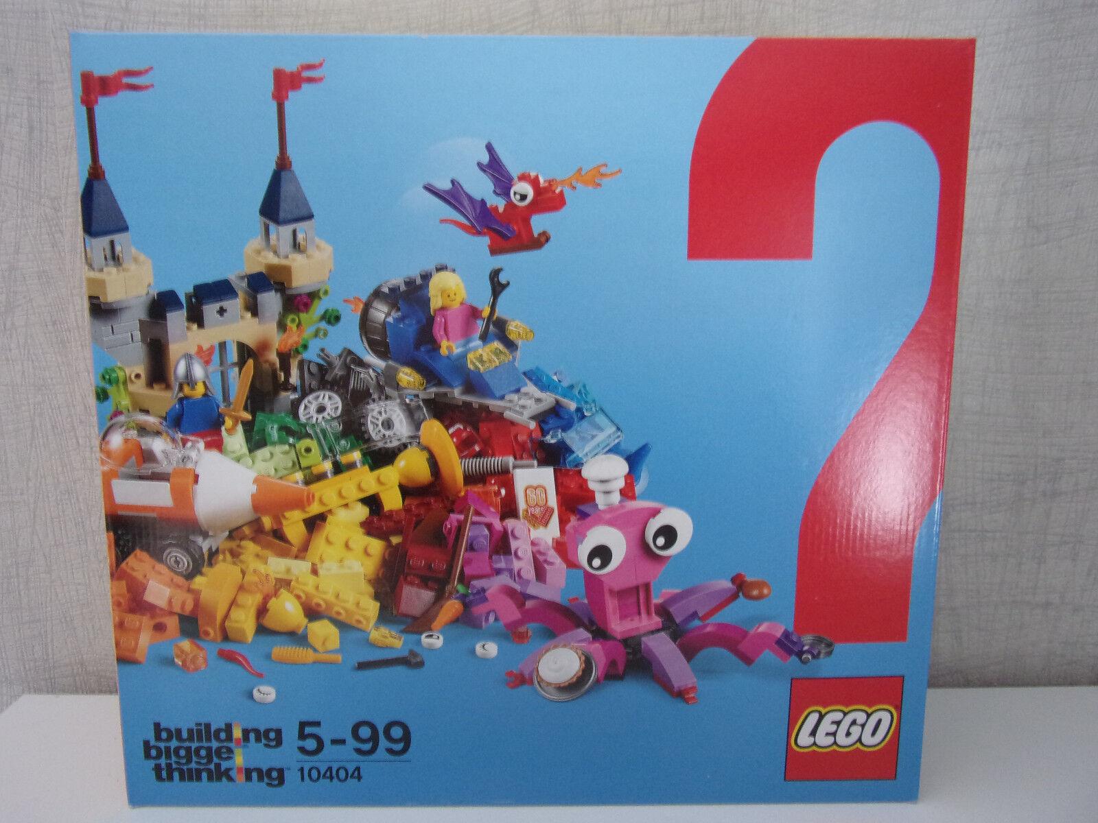 Lego 10404 Am Seabed - Nip