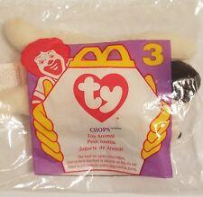 1996 ~~CHOPS THE LAMB~~ #3  TEENIE BEANIE BABY IN ORIGINAL SEALED BAG!!