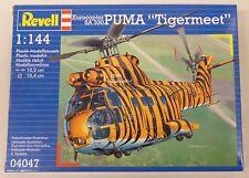 Revell 1/144 Eurocopter SA 330 Puma Tigermeet Model Kit 4047