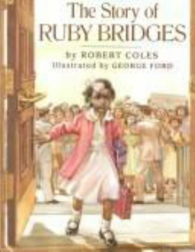 The Story of Ruby Bridges by Robert Coles (1995, Trade Paperback)