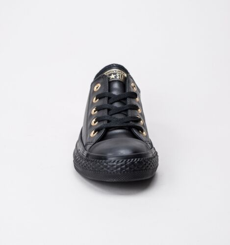 Taylor Negro Star Craft Zapatos pour Original Converse Chuck Chaussure Ox 555964c All Sl StnF4