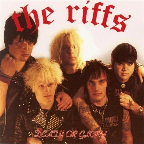 The Riffs - Death or Glory [New CD]