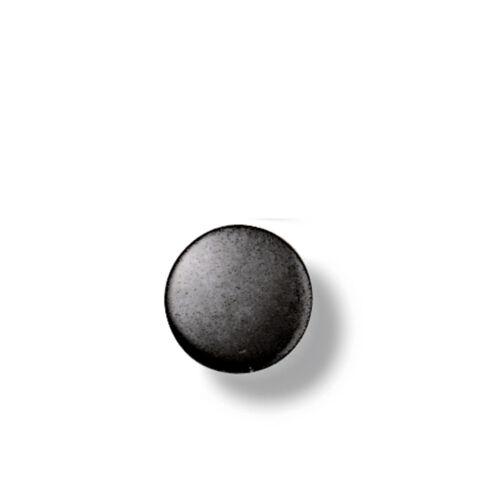 Prym Universal Nieten mit Werkzeug 9 mm silberfarbig//alteisen 24 St   403101