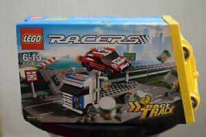 Lego Racers Crash Ramp 8198 Repliez Neuf Rare Scellé Avec Photos Réelles 5702014602830