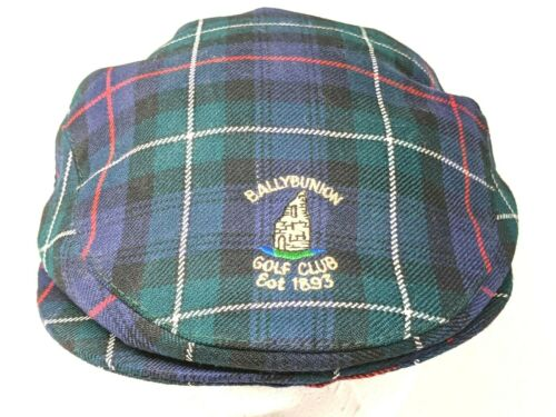 Shandon Ireland Plaid Ballybunion Donegal Wool Fl
