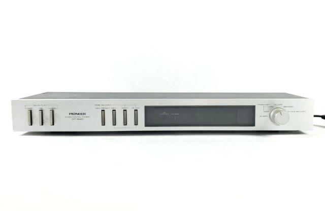 Vintage Pioneer DT-540 Audio Digital Timer Clock