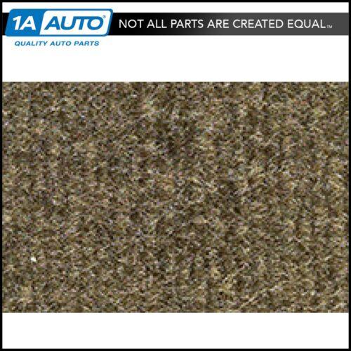 for 1992-99 GMC Suburban C1500 Heat Vents Cutpile 871-Sandalwood Complete Carpet