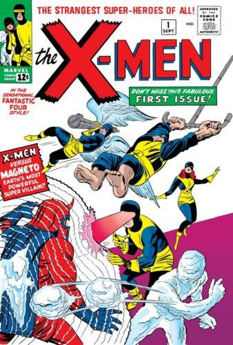 X-Men #1 Facsimile Edition STOCK Marvel  Presale 7//10//2019