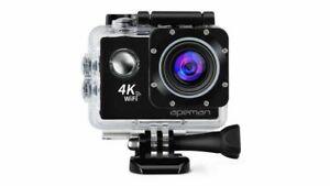 apeman A80 Actioncam UHD 4K WIFI 20MP Unterwasserkam