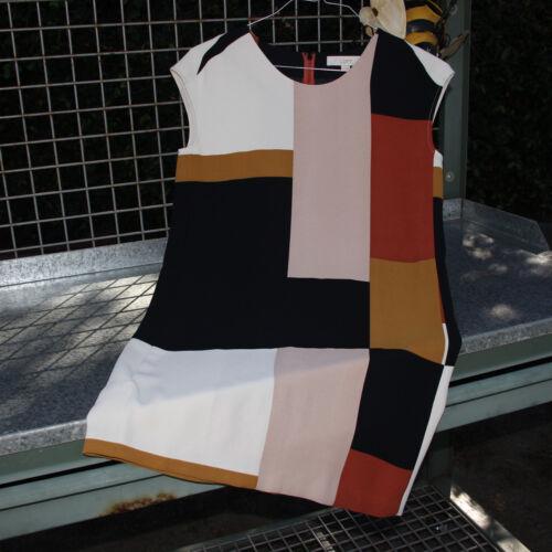 Ann Taylor Loft Mondrian Dress Size XS