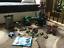 Playmobil-Cavaliere-Medio-Evo-Castello-Dungeon-Verde-4836-Personaggio-Catapultes miniature 1