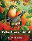 Color Like an Artist: Coloring Book for Adults by Irina Velman (Paperback / softback, 2015)