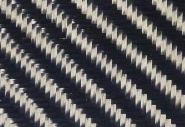 10m² Carbongewebe Köper 4/4 285g/m² Kohlefaser Carbon-Beschichtungen HP-T286C