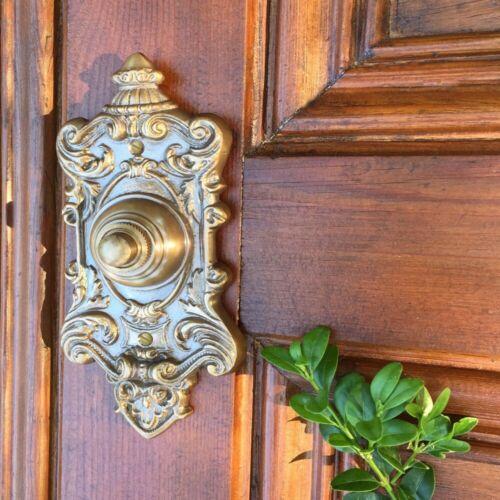 Türklingel für Gründerzeit oder Jugendstil Haus wie antike Klingel Historismus