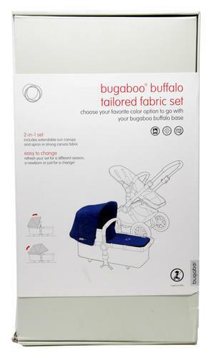 Off White Bugaboo Donkey Tailored Fabric Set