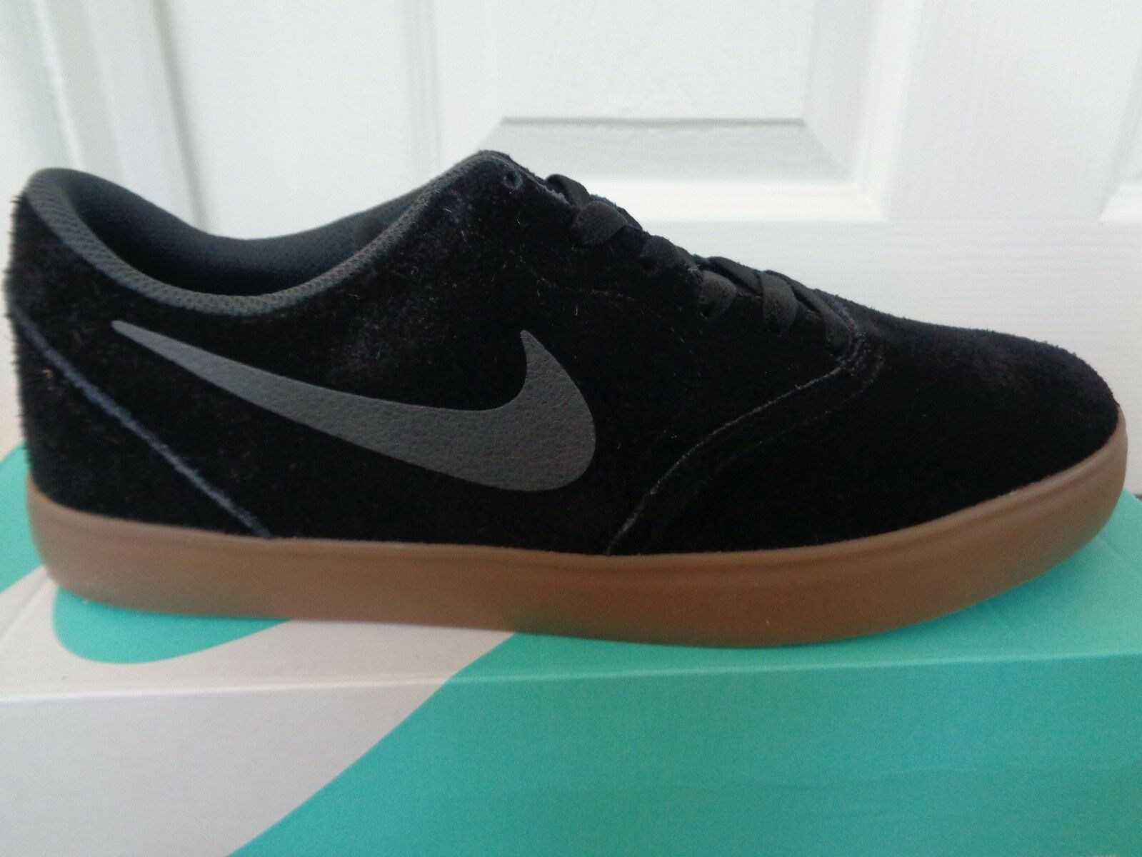 Nike SB Check Check Check Scarpe Ginnastica 705265 003 EU 42 US 8.5 Nuovo + Scatola 5b780b