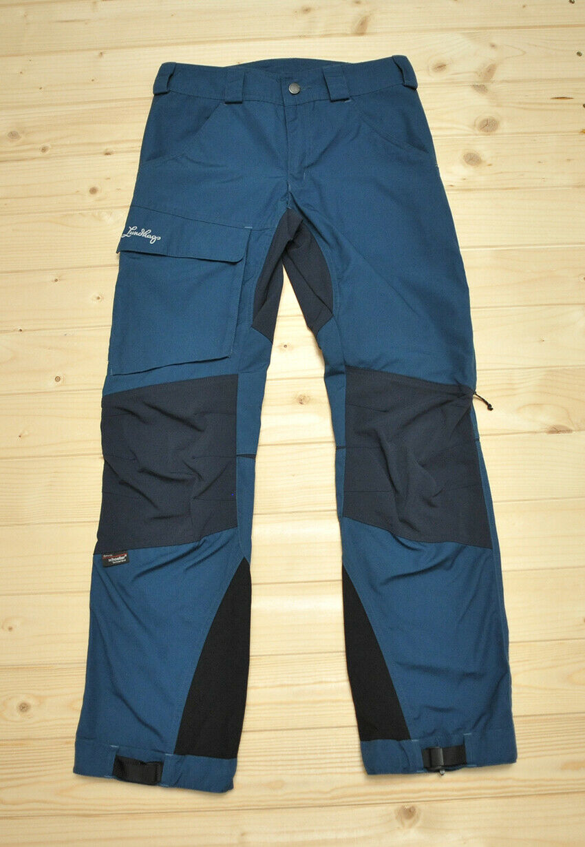 donna LUNDHAGS Traverse Dynamic Schoeller Trekre Hire Pants Diuominiione 34