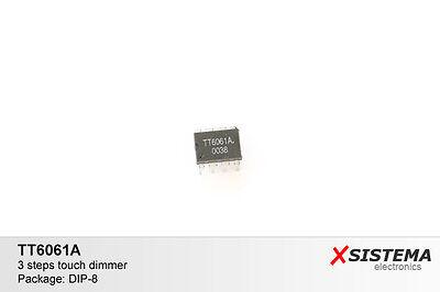 5pcs TT6061A DIP-8