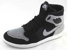 big sale a8ff5 8228c item 2 NIKE Air Jordan 1 Retro Flyknit Black/Gray 919704-003 Sneakers Men's  US 9.5 / 43 -NIKE Air Jordan 1 Retro Flyknit Black/Gray 919704-003 Sneakers  ...