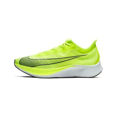 Nike Zoom Fly 3 Running Shoes Mens Size 11.5 Volt Green Neon Vapor Air  Black NEW 193657683587 | eBay