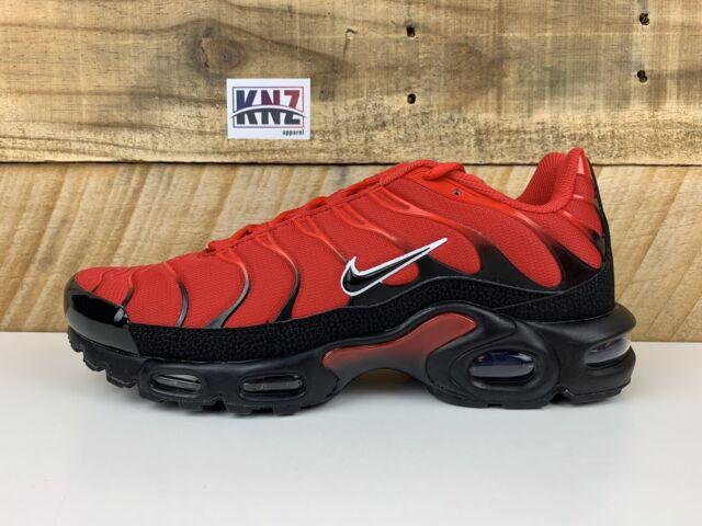 Nike Air Max Plus TN University Red