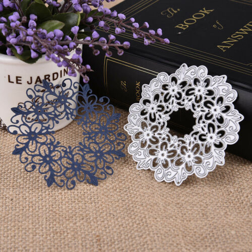 Metal Dress Cutting Dies Stencil Scrapbooking Paper Embossing Craft DIY Die-Cut