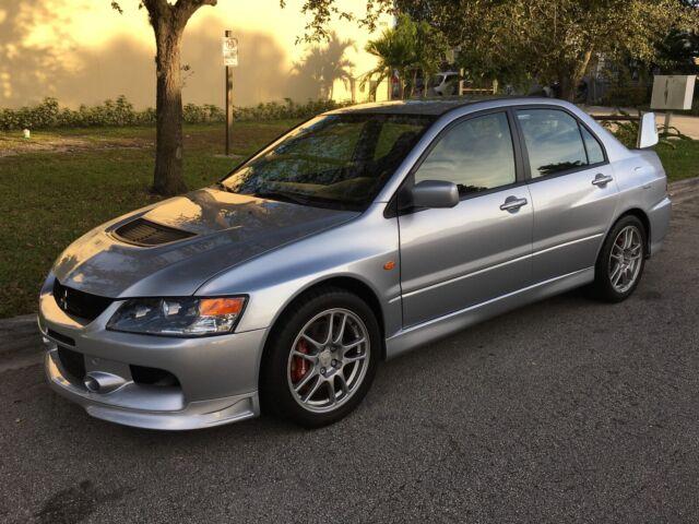 2006 Mitsubishi Evolution