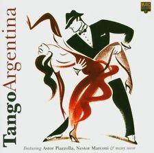 Tango Argentina Astor Piazzola, Roberto Goyeneche, Mano a Mano.. [CD]