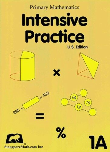 Singapore - Intensive Practice 1A (US Edition)