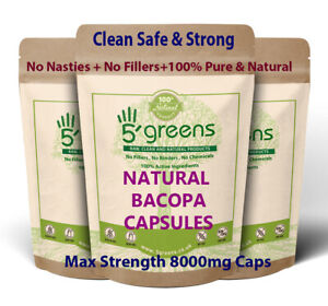 Bacopa-Monnieri-Extract-400mg-20-1-8000mg-Per-Capsule-High-Strength