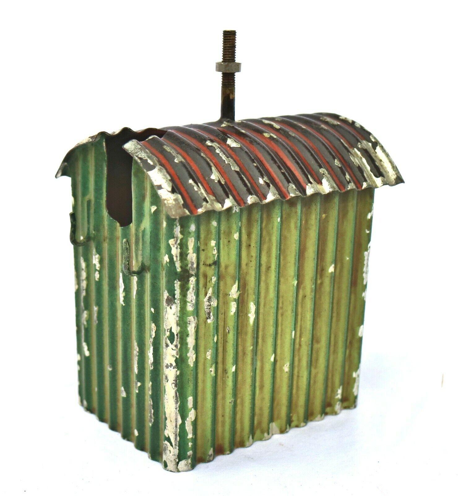 201Z  Jahr Märklin Spur 1 Glocke Hütte   Shack Teil für Klingeln 2172 1
