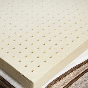 Natural Non Blended Latex Mattress Topper 2 Quot Full