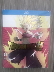 Dragon Ball Super Part 8 Blu-ray Episodes 092-104 Brand New Factory Sealed