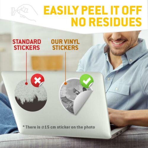 Pelican Ocean Bird  #42118 2 x Vinyl Stickers 25cm bw