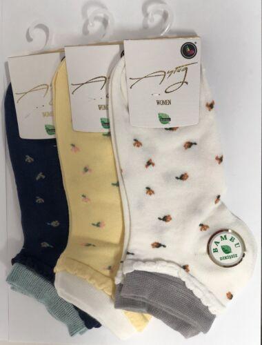 Breathable Women BAMBOO Socks Aytug Antibacterial 34234