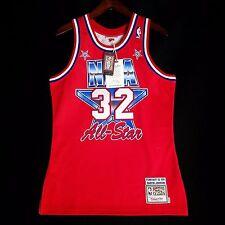 100% Authentic Magic Johnson Mitchell & Ness 1991 91 All Star Jersey Size 40 M