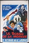 R272 HUNCHBACK OF THE MORGUE Belgian '73 Aguirre's El Jorobado de la Morgue,