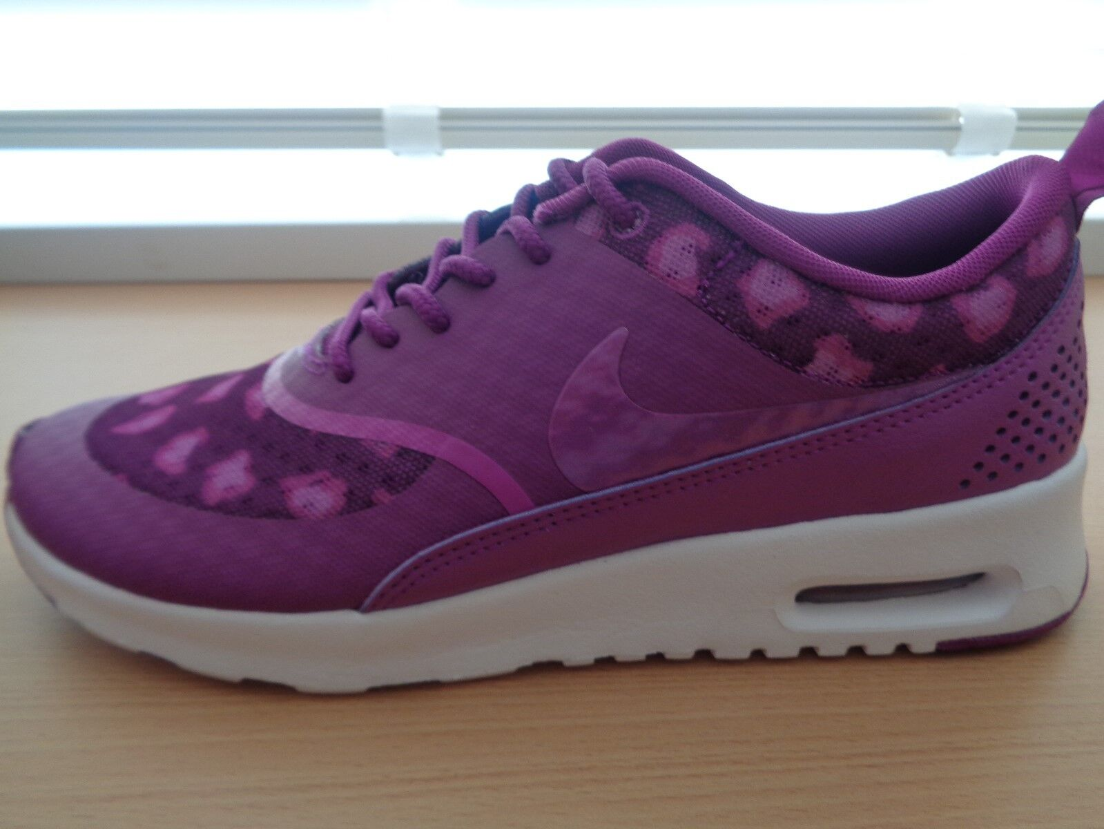 new product dc93f 81604 ... Nike air max thea print pour femme baskets 599408 501 501 501 eu 37.5  us 6.5 ...