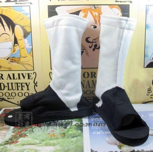 NARUTO Akatsuki Hidan Itachi Madara Hoshigaki Kisame Deidara Cosplay Shoes