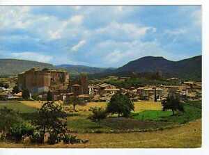 Postal Mora de Rubielos (Teruel) Vista panorámica.