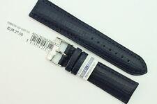MORELLATO: Uhrenarmband 22mm Blau Kalbsleder  UVP 27€  -50%