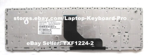 US English Keyboard for HP Probook 6560B 6565B 6570B 6575B